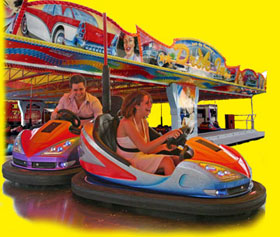 Jan de Koning Funfairs, dodgems